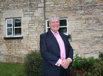 Cotswold District Council leader Mark Annett.