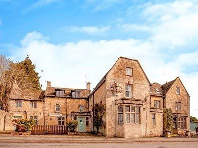 The Old New Inn at Bourton-on-the-Water