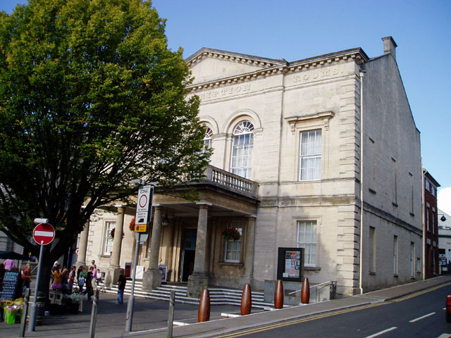 Stroud Subscription Rooms.