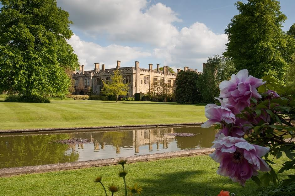 Sudeley Castle reopens on Monday, March 6.