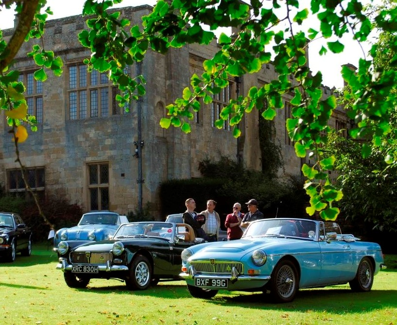 Sudeley Castle is set to host another classic car rally in September.