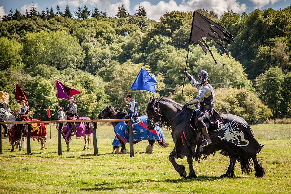 Sudeley will be hosting its very first Easter Joust.