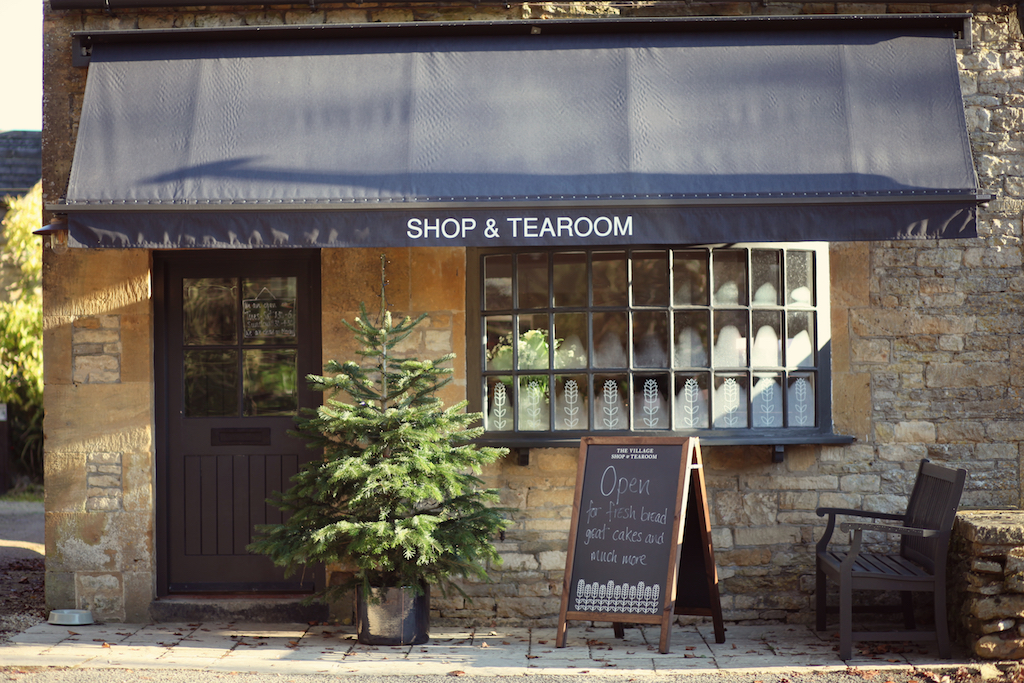 Temple Guiting Shop & Tearoom.