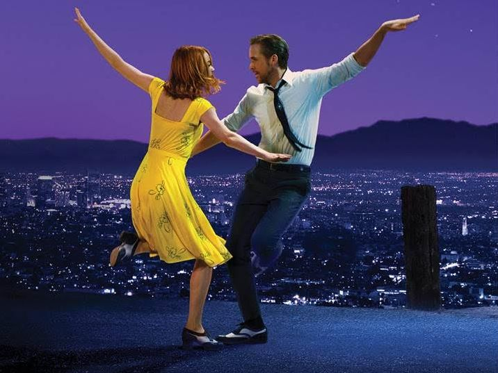 La La Land is showing at The Roses as part of The Magic of Cinema season.