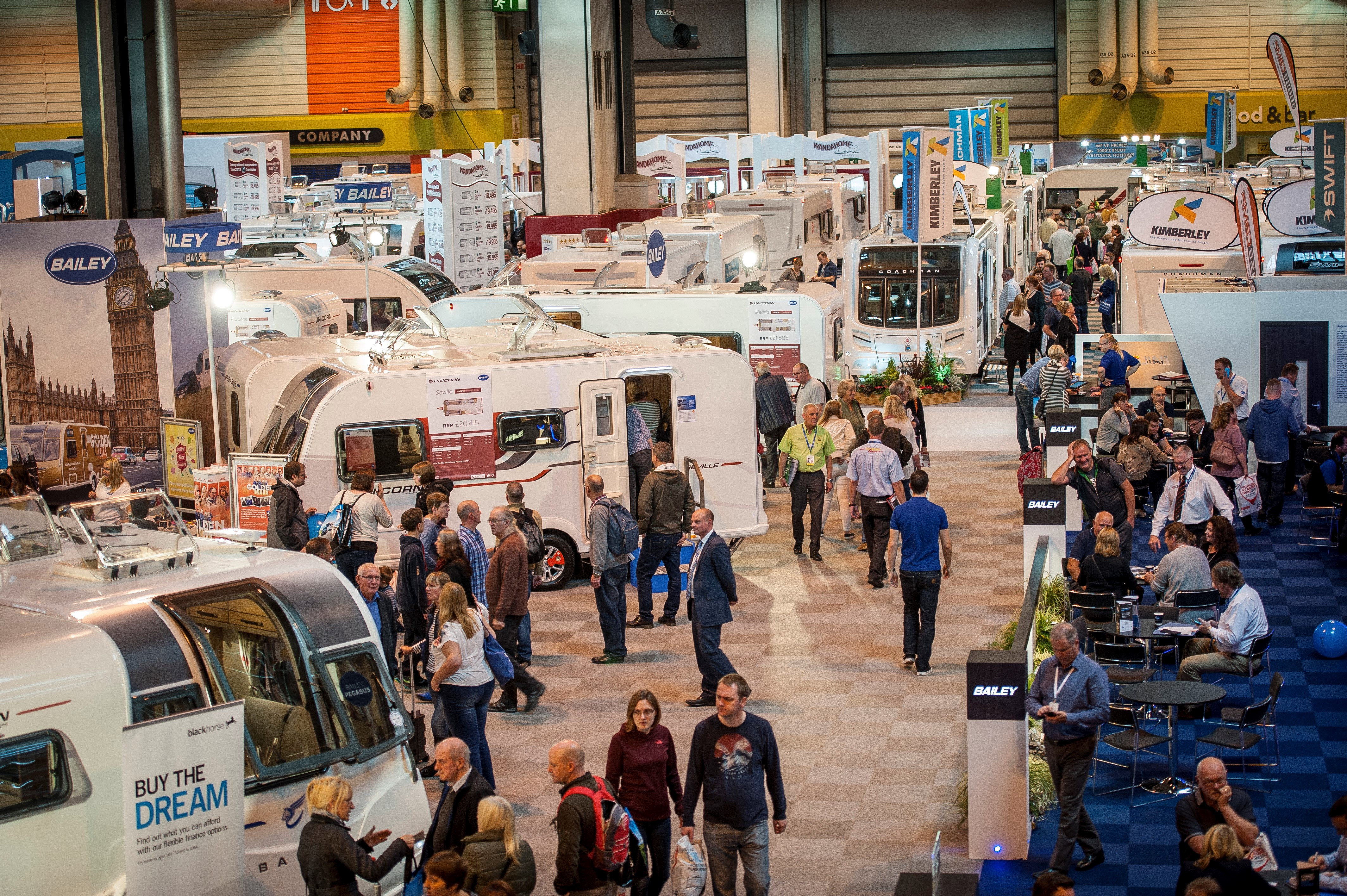 Competition Win Tickets To The Motorhome Caravan Show 2017